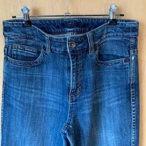 High-Waist, Flare, ESPRIT Jeans!